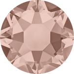 Swarovski Hotfix Flatback Crystals Vintage Rose SS34 by Swarovski Stone Size SS34 (7mm) - OzQuilts