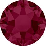 Swarovski Hotfix Flatback Crystals Ruby SS34 by Swarovski Stone Size SS34 (7mm) - OzQuilts