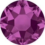 Swarovski Hotfix Flatback Crystals Fuchsia SS34 by Swarovski Stone Size SS34 (7mm) - OzQuilts