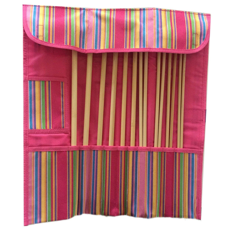 Knitting Gift Set : Clover getaway takumi bamboo knitting needle piece gift