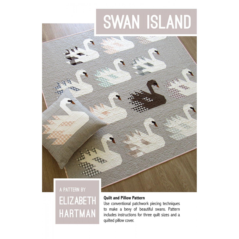 Elizabeth Hartman EH040 Feathers Pattern
