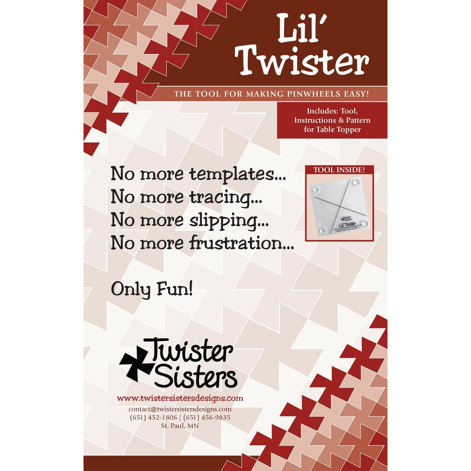 Country Schoolhouse Lil Twister Tool