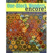 One Block Wonders Encore! by C&T Publishing - Techniques