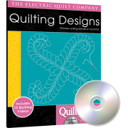 Quiltmaker's Quilting Motifs Volume 4 by Electric Quilt - Electric Quilt