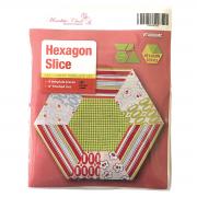 Hexagon Slices Template Set by Matilda's Own - Quilt Blocks