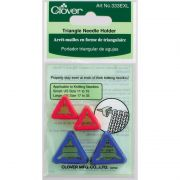 Clover Jumbo Triangle Needle Holders by Clover - Other Accessories
