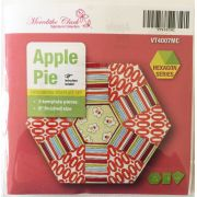 Apple Pie Hexagon Template Set by Matilda's Own - Quilt Blocks