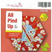 All Pied Up Template Set by Matilda's Own - Quilt Blocks