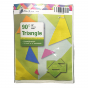 90 Degree Triangle Flying Geese Template Set by Matilda's Own - Quilt Blocks
