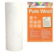 Matilda's Own Pure Wool Batting Roll, 30 metres x 2.4 metres by Matilda's Own - Bulk Rolls of Batting