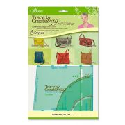 Clover Trace 'n Create Bag Templates California Bag Collection by Clover - Bag Templates