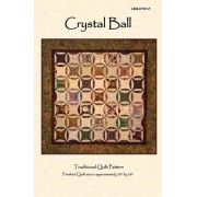Crystal Ball by Laundry Basket Quilts - Laundry Basket Quilts/Edyta Sitar
