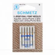 Schmetz Jersey/Ball Point Needles 80/12 by Schmetz - Machines Needles