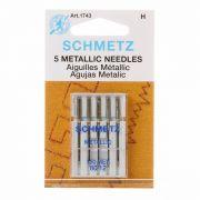 Schmetz Metallic, Machine Needles, Size 80/12 by Schmetz - Sewing Machines Needles