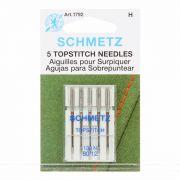 Schmetz Topstitch Needles 80/12 by Schmetz - Machines Needles