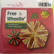 Free Wheelin' Template Set by Matilda's Own - Quilt Blocks