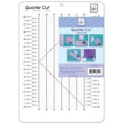 June Tailor Quarter Cut Ruler by June Tailor - Strip Rulers
