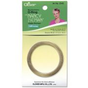 """Clover O-Ring 1-5/8"""" (Satin Bronze) by Clover - Hardware for Bags"""