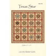 Texas Star by Edyta Sitar of Laundry Basket Quilts Quilt Patterns - OzQuilts