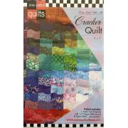 Cracker One Patch Pattern & Template by Come Quilt with Me - Quilt Blocks