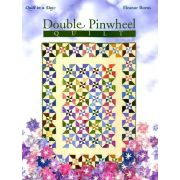 Double Pinwheel Quilt by Quilt in a Day Quilt Books - OzQuilts