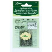 Clover Fork Blocking Pins (40) by Clover - Pins