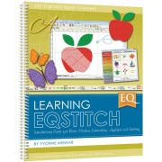 EQ with Me: Learning EQStitch Book by Electric Quilt - Electric Quilt
