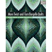 More Twist-and-Turn Bargello Quilts by Martingale & Company - Bargello