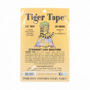 Tiger Tape 12 marks per inch x 30 yards by Old Made Quilts - Marking Tape