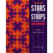 Star N Strips Forever by American Quilters Society Pre-cuts & Scraps - OzQuilts
