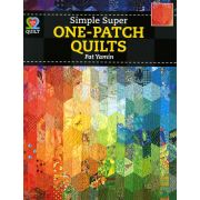 Simple Super One-Patch Quilts by American Quilters Society Pre-cuts & Scraps - OzQuilts