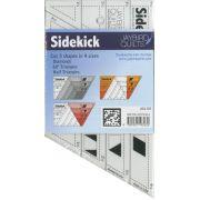 Sidekick Ruler by Jaybird Quilts - Triangles