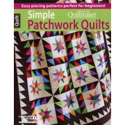 Simple Patchwork Quilts by Leisure Arts Quilt Books - OzQuilts