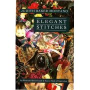 Elegant Stitches With Judith Baker Montano by C&T Publishing Embroidery - OzQuilts