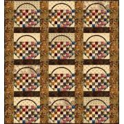 Shaker Basket by Edyta Sitar of Laundry Basket Quilts Quilt Patterns - OzQuilts