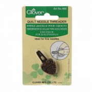 Clover Quilt Needle Threader by Clover - Needle Threaders & Cutters