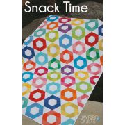 Snack Time Quilt by Jaybird Quilts Quilt Patterns - OzQuilts