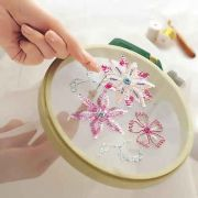 Clover Bead Embroidery Tool by Clover - Embroidery