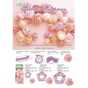 Clover Sweetheart Rose Maker Small by Clover - Sweetheart Rose Makers