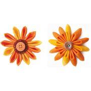 Clover Kanzashi Gathered Petal Flower Maker - Small by Clover - Kanzashi Flower Makers