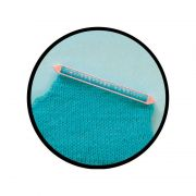 Clover Jumbo Double Ended Stitch Holder by Clover - Stitch Holders