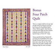 Double Pinwheel Quilt by Quilt in a Day - Quilt Books