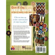 Quick & Easy Hexie Quilts by American Quilters Society - Quilt Books
