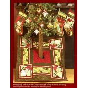 Peppermint & Holly Berries by Art To Heart by Art to Heart - Art to Heart