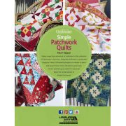 Simple Patchwork Quilts by Leisure Arts - Quilt Books