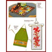 Let's Twist by Country Schoolhouse Twister Books - OzQuilts