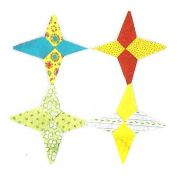 Periwinkle Star Template Set by Matilda's Own - Quilt Blocks