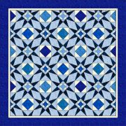 """Storm at Sea 12"""" Template Set by Matilda's Own - Quilt Blocks"""