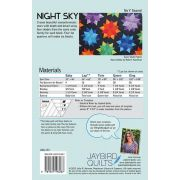 Night Sky Quilt Pattern by Jaybird Quilts - Quilt Patterns
