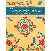 Emporia Rose Applique Quilts by C&T Publishing - Applique